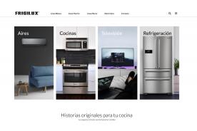 Frigilux apuesta por el comercio electrónico