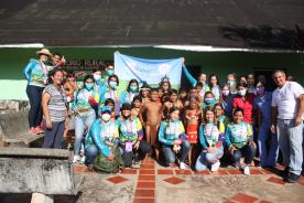 Fundación Frigilux se une a Sonrisas de Corazón Canaima 2021